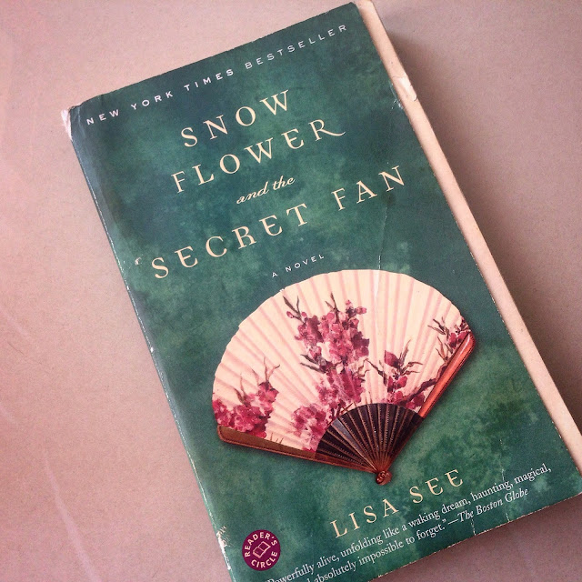 snow flower and the secret fan pdf