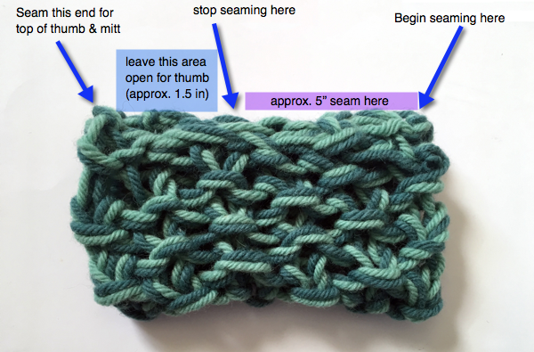 Knitter S Pride Giveaway Free Pattern Chunky Mesh