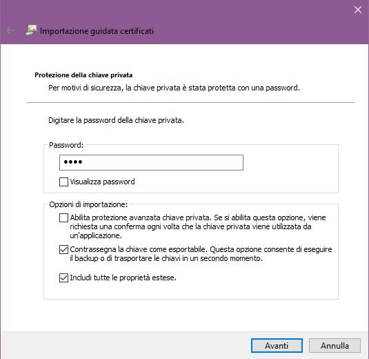 efscrypt05 - Come criptare ed identificare tutti i file cifrati nel nostro Windows 10