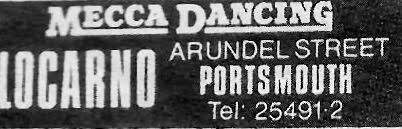 06 Dec 1979, Locarno Ballroom, Portsmouth - ACR Gigography
