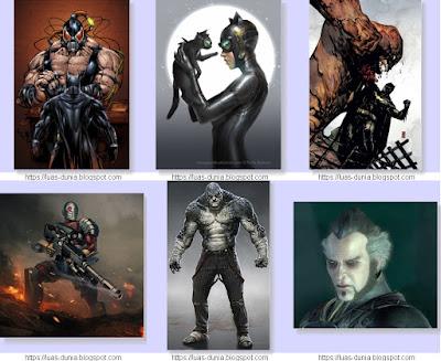 Para Villain Batman Paling Top Sepanjang Masa