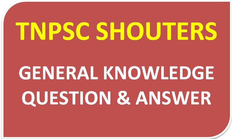 Tamil General Knowledge Questions And Answers Pdf