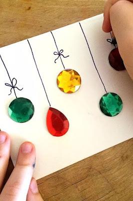 child christmas craft