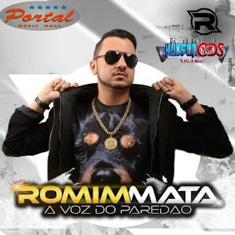 ROMIM MATA AO VIVO PORTAL MUSIC HALL