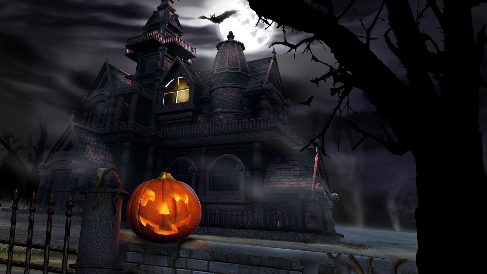 halloween screen wallpaper hd - photo #2
