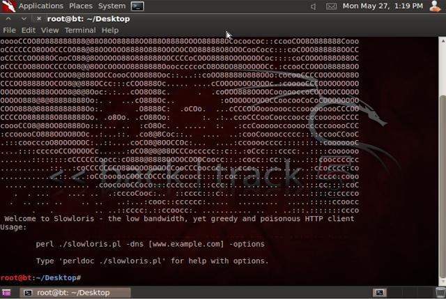 slowloris perl script mac download