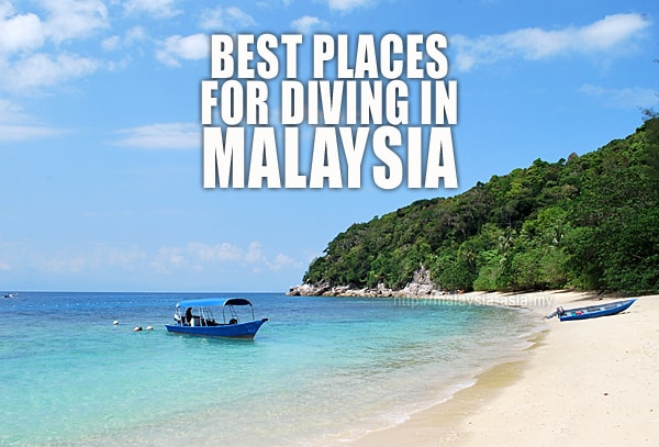 Malaysia Best Diving Places