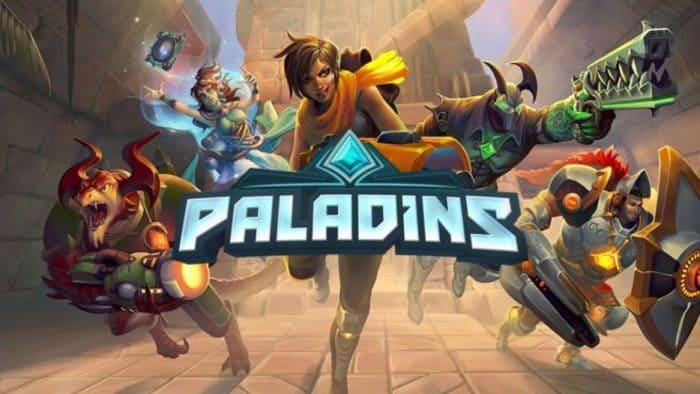 لعبة Paladins