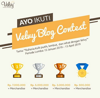 Daftar Lomba Blog Maret - April 2019