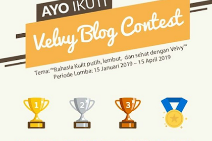 Daftar Lomba Blog Maret - April 2019 : Terbaru dan Terlengkap