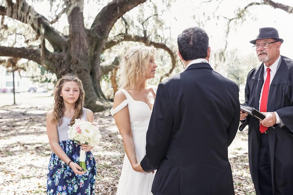New Orleans Weddings: Sample Wedding Ceremonies