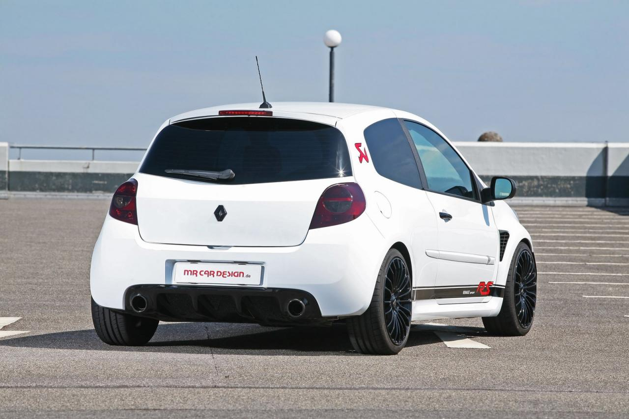 renault clio rs by mr car design car tuning styling. Black Bedroom Furniture Sets. Home Design Ideas