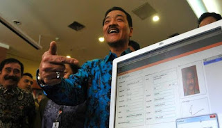Berani Jujur ? HEBAT !! Eks Mendagri Sebut Ketua KPK Ikut Terlibat Dalam Proyek e-KTP - Commando