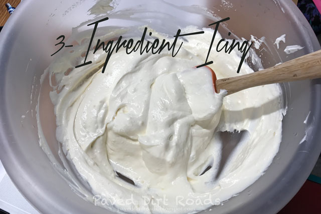 3-Ingredient Diet Icing