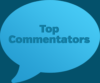 Airtime Giveaway to blog top commentators for the month of February