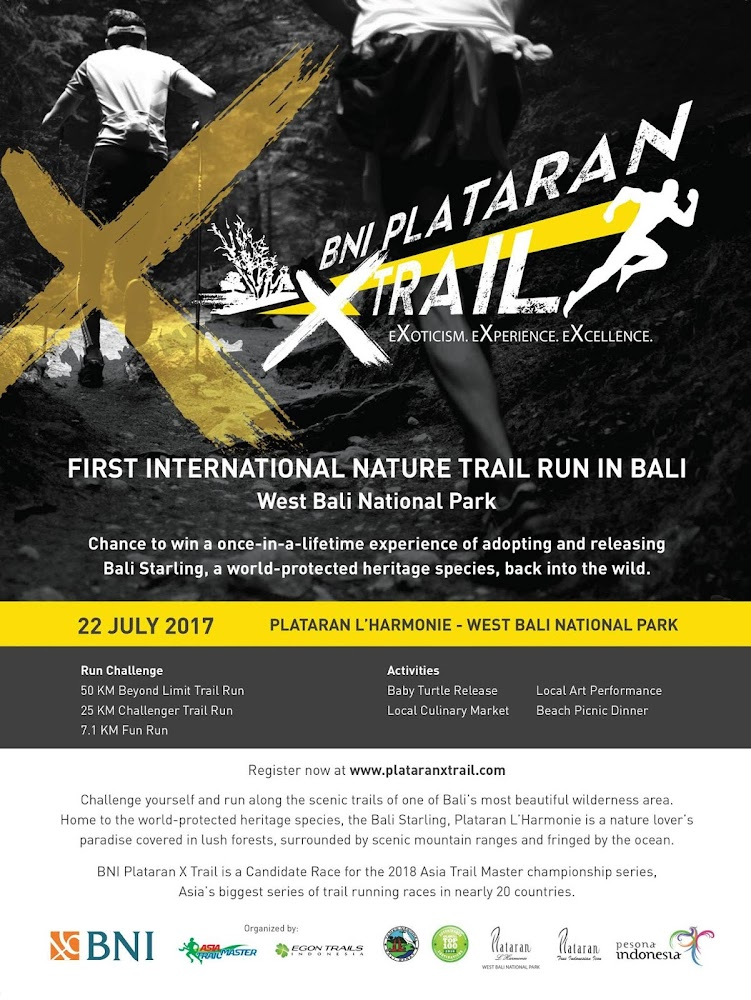 BNI Plataran X Trail • 2017