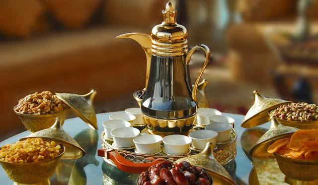 القهوة العربية  - سيدتي