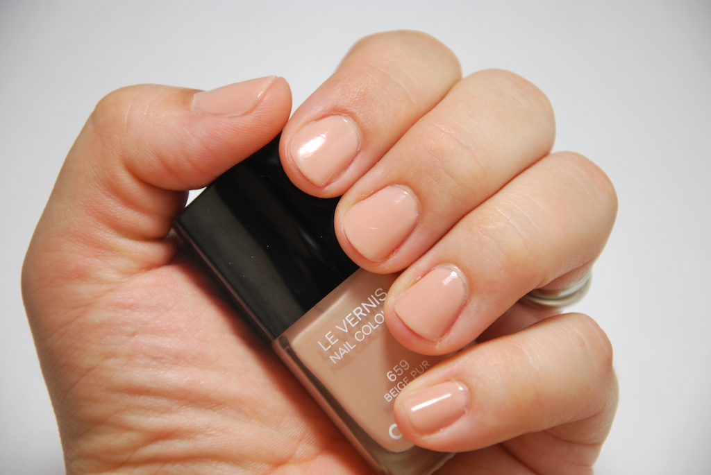 The Beauty Look Book | Neutral nails, Nails, Neutral nail