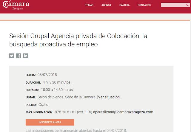 https://www.camarazaragoza.com/productos/empleo/actividades-para-encontrar-un-empleo/agencia-de-colocacion/sesion-grupal-agencia-de-colocacion-2a-parte/?utm_source=EmpresaRed499&utm_medium=Mailing&utm_content=agencia-de-colocacion&utm_campaign=Nueva%20agenda&_mrMailingList=964&_mrSubscriber=24797