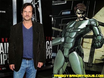 Aliens Colonial Marine Private Hudson star Bill Paxton joins Agent of SHIELD