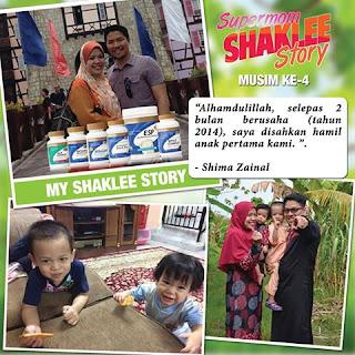 vitamin shaklee hamil