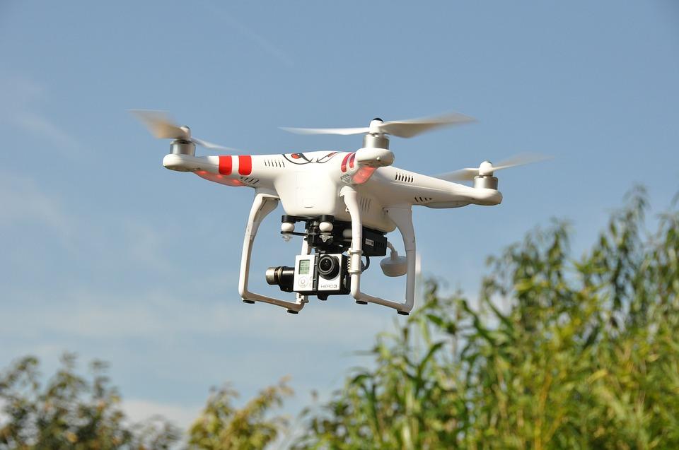 Drone Tanpa Baling-Baling
