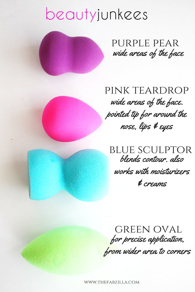 How to Use the Beauty Blender Sponge in Makeup
