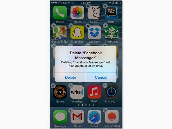 Không cài facebook messenger vẫn có thể chat