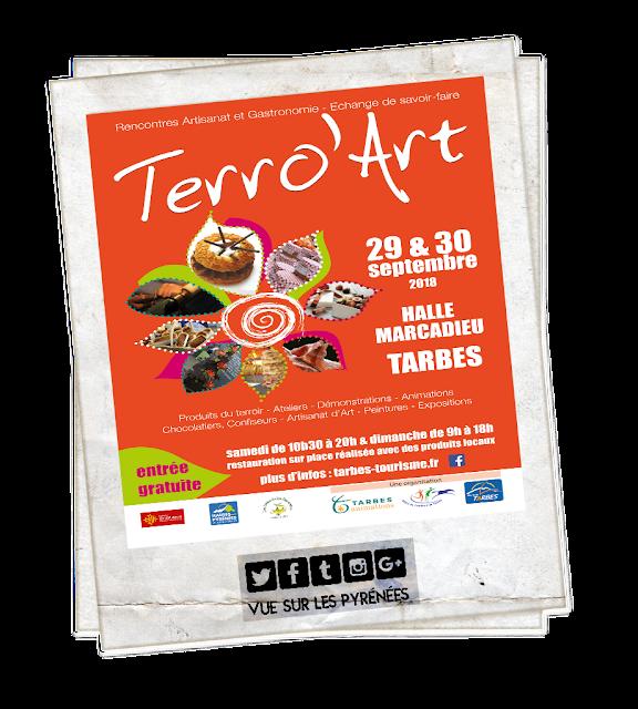 TERRO' ART Tarbes 2018