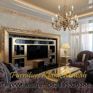 jual mebel jepara,furniture klasik mewah,jual mebel jepara warna silver emas dan putih