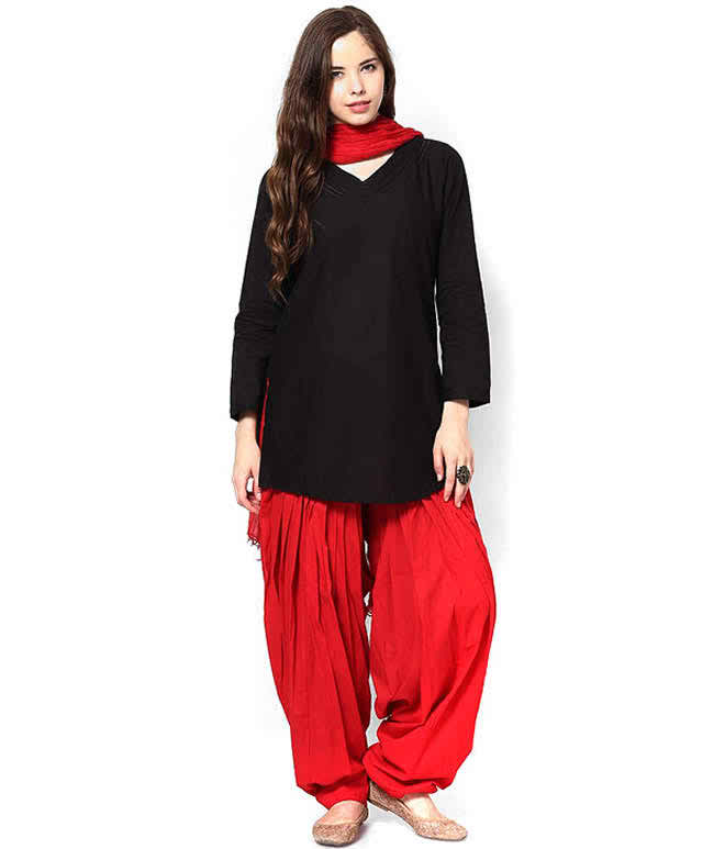 Old Patiala Shalwar Trend In New Look