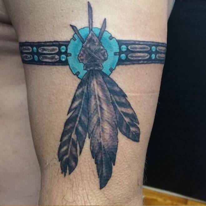 32444eb9867bc 50+ Traditional Native American Tattoos With Meaning (2018 ...