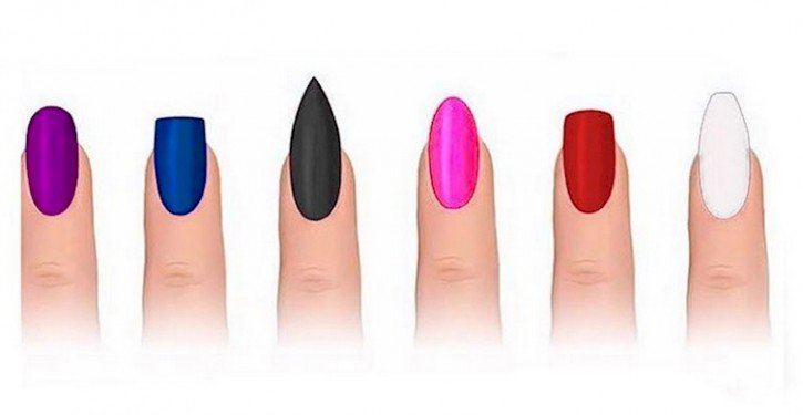 Nail Polish Reveals About Your Personality