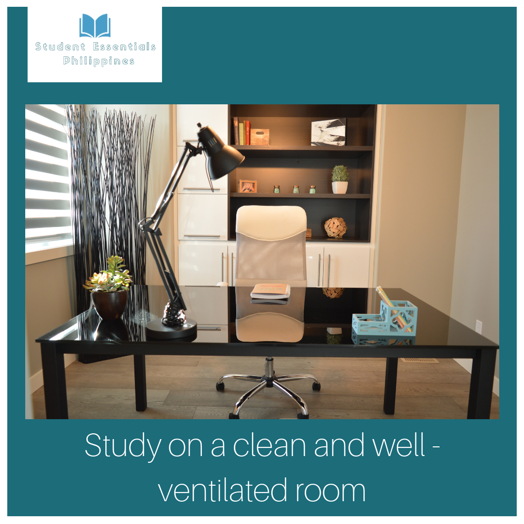 Study on a clean and well-ventilated room