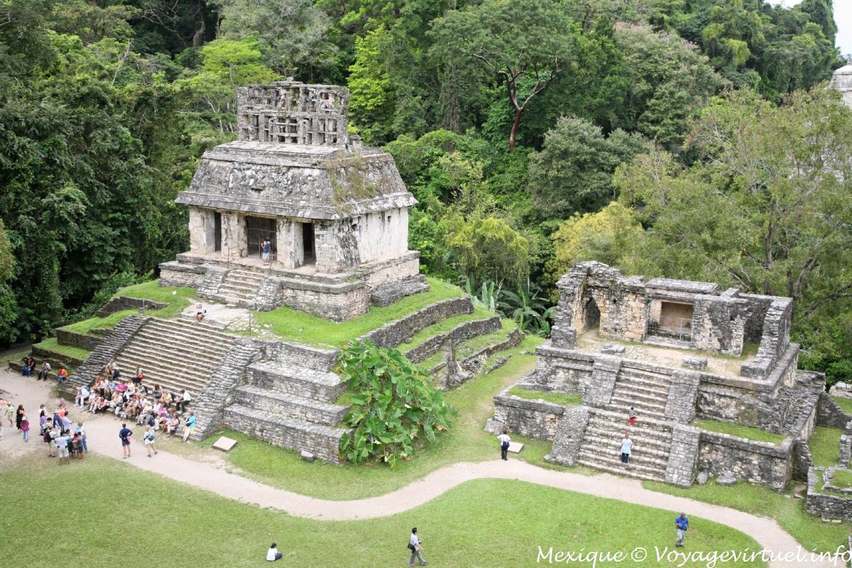 Resultado de imagen para templo de la cruz maya