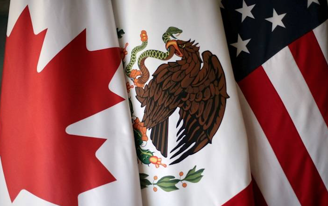 U.S., Mexico meeting in Washington to talk about NAFTA, but Canada is left out