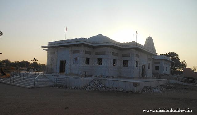 Badwasan Mata Temple - Bhadana Marwar Mundwa (Nagaur)