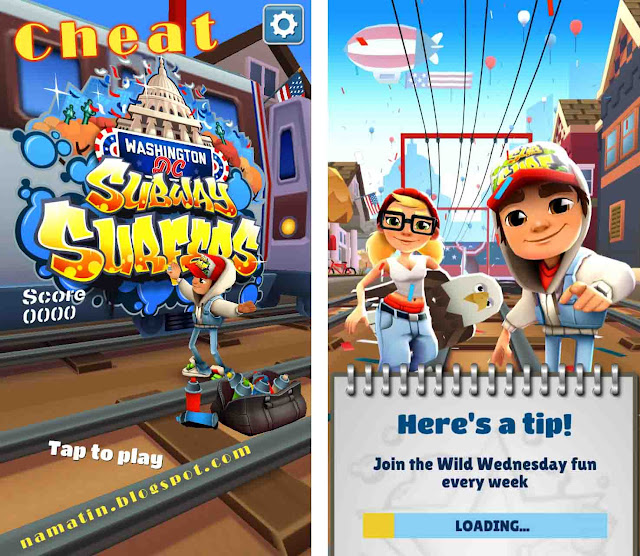 Cheat Subway Surfers Terbaru Tanpa Root