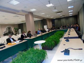 Δημοτική Επιτροπή Διαβούλευσης, Κατερίνη, σωτήριο έτος 2017...