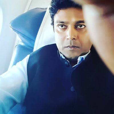 Gujrati Corporate Comedian Navin Prabhakar