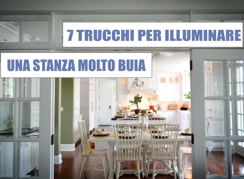 Trucchi per illuminare una stanza troppo buia home staging italia
