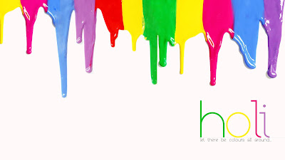 Happy Holi Wallpapers, HD Images, Pics for Desktop