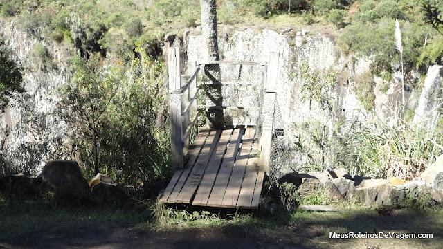 Mirante da Cascata do Avencal - Urubici / SC