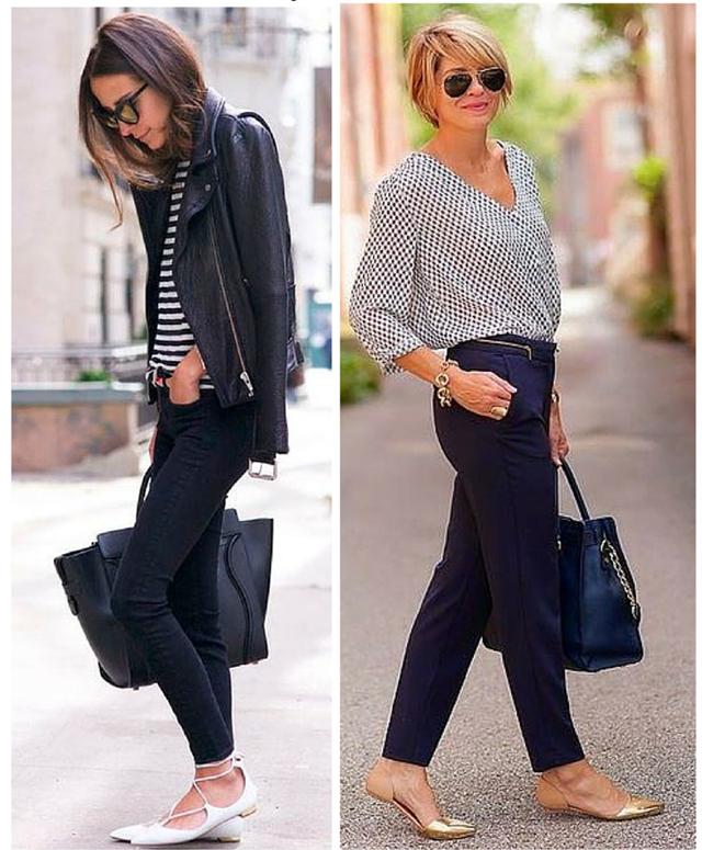 d8413b2b26d E vários outros modelos de sapatos sem salto alto tem sido os escolhidos de  várias mulheres. Como montar um look elegantes ...