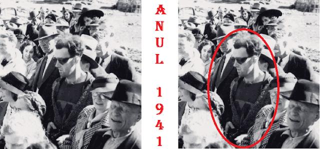Om modern într-o fotografie din anul 1941!