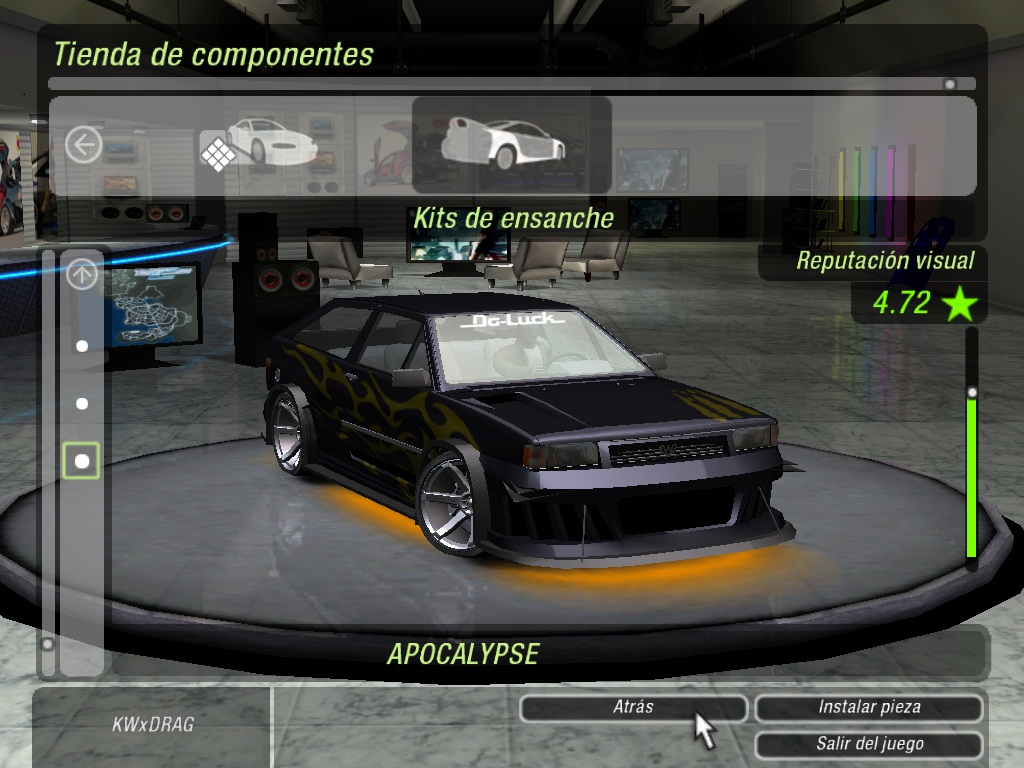 Images of Nfs Underground 2 Mods - #rock-cafe