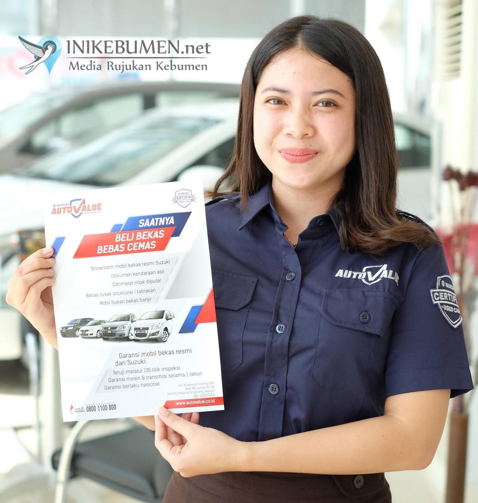 Minat Pelanggan Tinggi, Suzuki Auto Value Berikan Program Ertiga Vaganza