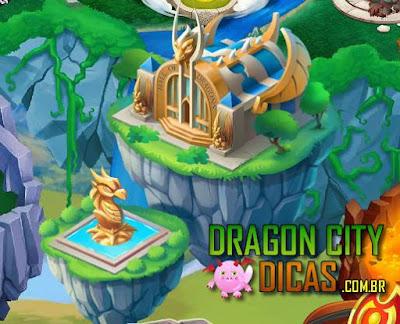 Ilha do Dragão da Justiça - Informações