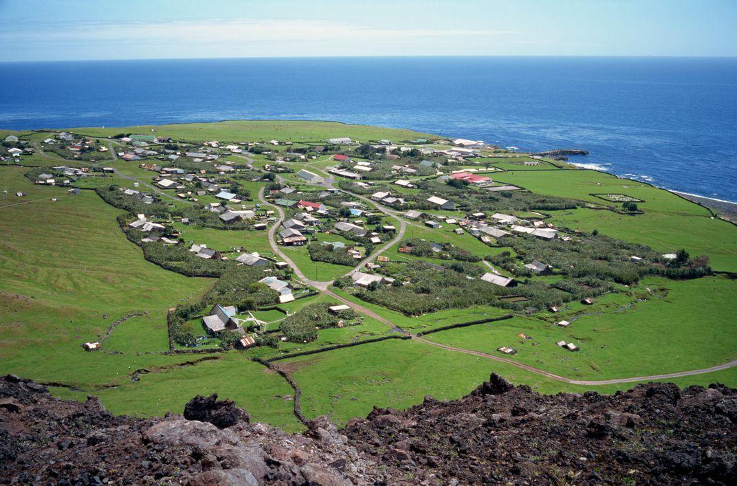 Tristão da Cunha | Reino Unido