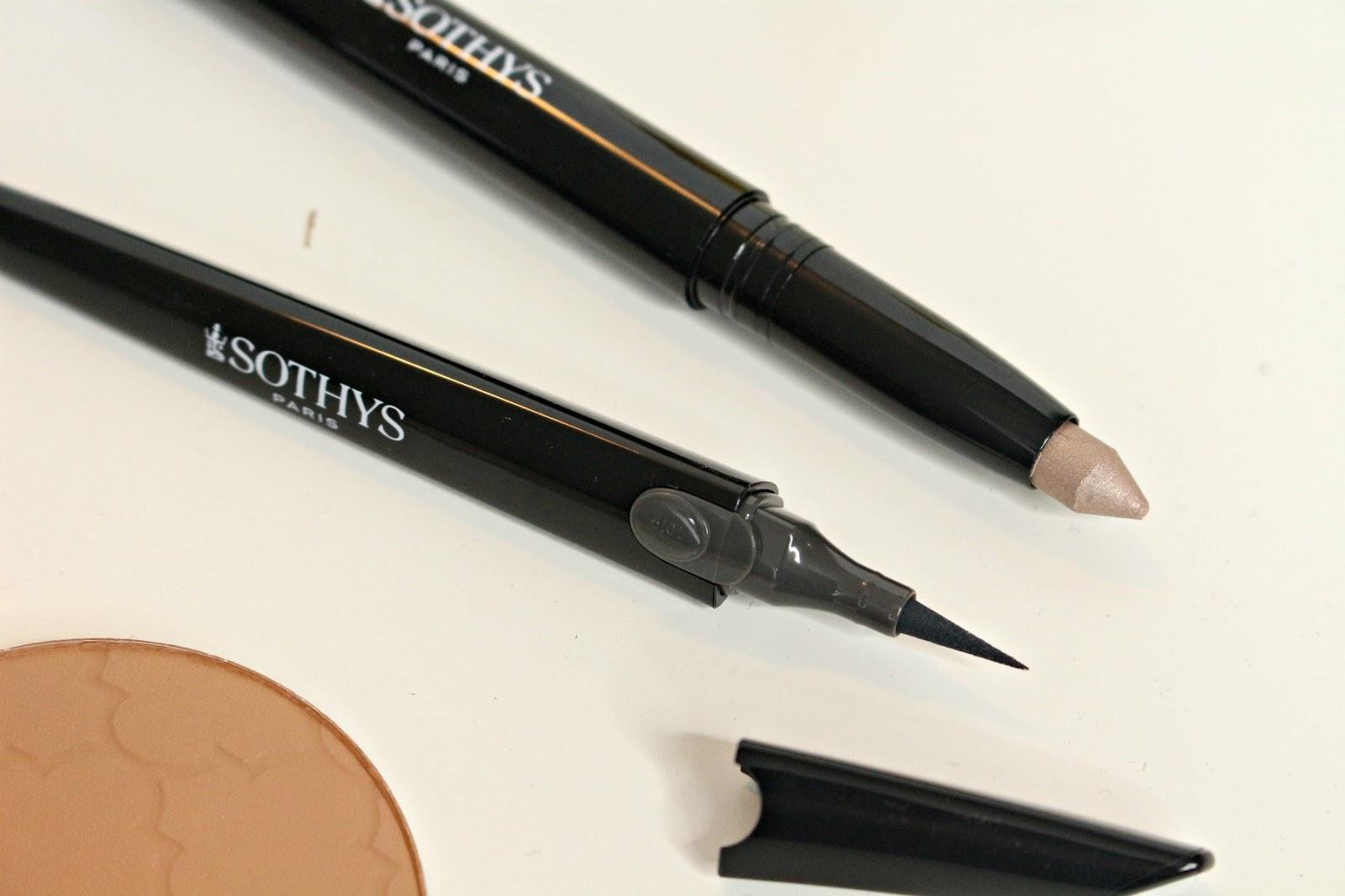 Sothys oogschaduw stylo en kalligrafie eyeliner